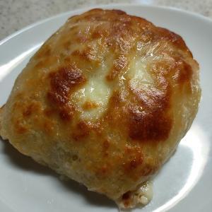 満寿屋商店(パン/都立大学)想像とは少し違っていたとろーりチーズパン