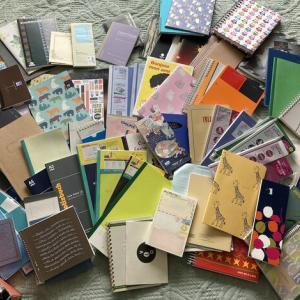 ノートコレクションの整理