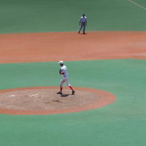9年前、大田スタジアムで見た彼は?