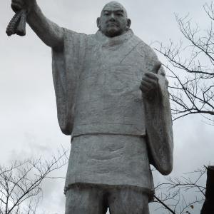 日蓮聖人説法像のビフォー&アフター?