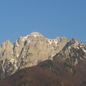 恐怖の4日間雪山登山。inボスニア