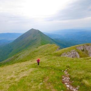 セルビアで一番美しい山を登頂(2泊3日)