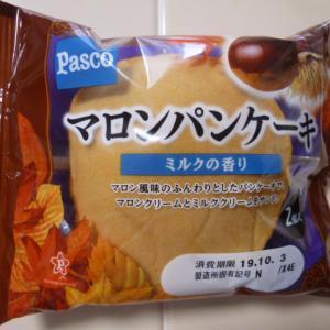 Pasco マロンパンケーキ ミルクの香り