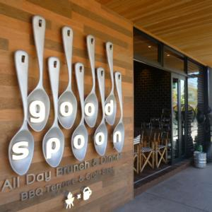 カフェレストラン&バーベキュー「All Day Bruch & Dinner &BBQ good spoon」