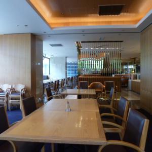 神戸ポートピアホテル ダイニングカフェ SOCOでランチ