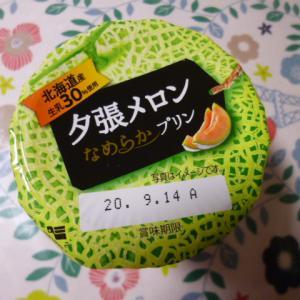 北海道乳業 夕張メロン なめらかプリン