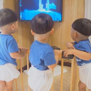 三つ子の髪の毛、刈り上げすぎた理由・・・