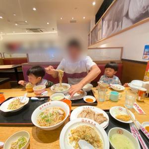 【子連れ外食】食べこぼし掃除をラクにする方法!