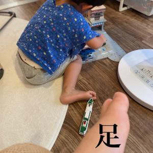 【早朝、暇にさせてゴメン】4歳児目線の写真たち