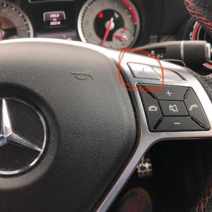 Hi,Mercedes!(MBUX)に負けない僕のシュポルト