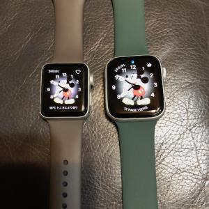 Apple Watch Series4を買ってしまいました。