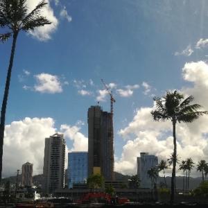 【2018年9月】ハワイ旅行:出発編