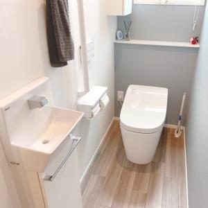 【アラウーノ】入居して初!トイレの大掃除をしてみました!