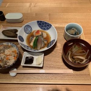 京都「八百一本館」でのランチと9月のFXの損益