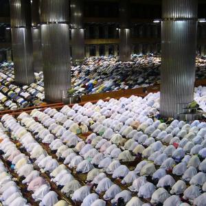 イスラムの世界観:人の心はちっぽけなもの