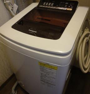 5才の洗濯機の修理代金が4万かかりそう