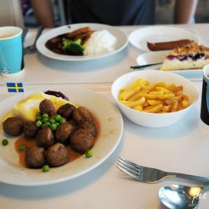 【昼食】IKEA神戸のレストラン