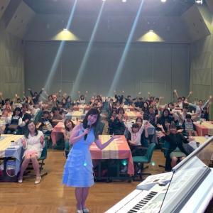岩内佐織お話し会とコンサート終了致しました!
