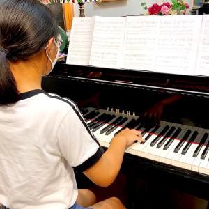 【中2】合唱の伴奏オーディションに合格!おめでとう!