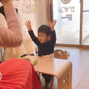 一緒に楽しんで喜ぶ幼児のレッスンは声かけするタイミングが大事