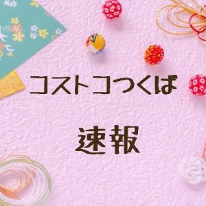 1/8(金)コストコつくばリアルタイム速報