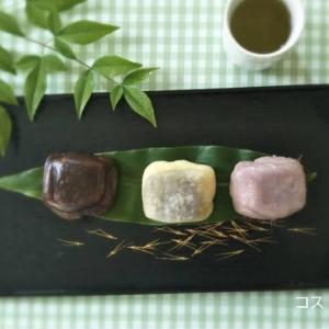 コストコで熊本郷土菓子【長寿庵のいきなり団子(白・紫・黒)】が売ってたよ