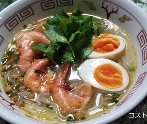 コストコ【フーティユナンバン】で作れるベトナム麺料理