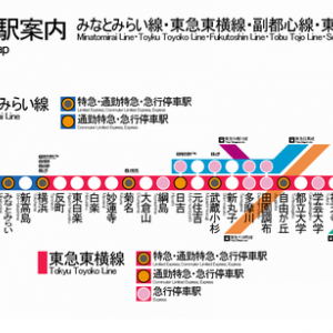 東京一のオシャレ路線は移民流入で大混乱|東京急行電鉄東横線