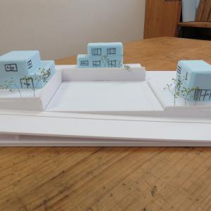 敷地と家のバランス