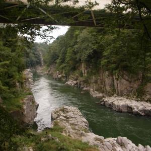 天竜峡@長野県