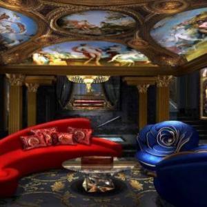 一泊1300万の『ルイ13世ホテル』を御覧くださいww