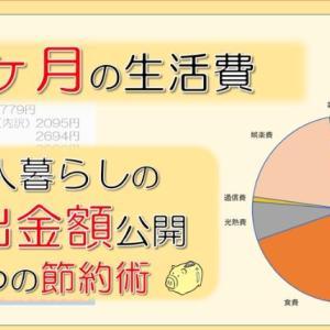 【1人暮らしの家計簿のコツ】毎月の支出管理は無料でザックリがおすすめ