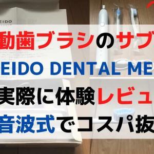 【電動歯ブラシのサブスク】『GALLEIDO DENTAL MEMBER』レビュー(PR)