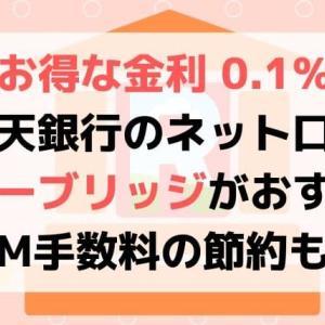【ATM手数料払いたくない】楽天銀行の口座開設で節約OK(無料で金利UP)