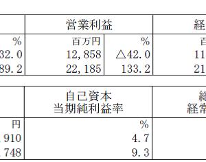 インヴィンシブル投資法人(8963)の2019年12月期決算