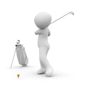 ゴルフで背中を痛めて整体に通った話