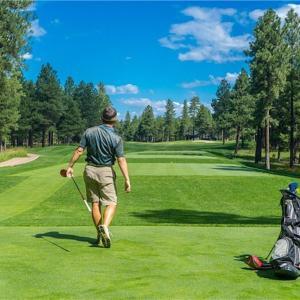 ゴルフで左肩を亜脱臼した話