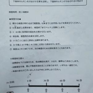 にゅーいん2日目  負荷試験①