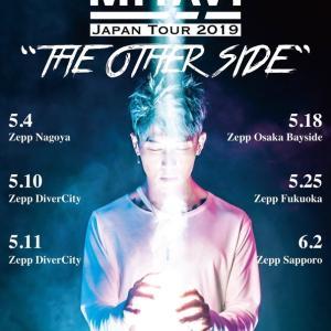 【ライブレポート】MIYAVI JAPAN TOUR 2019 〜THE OTHER SIDE〜