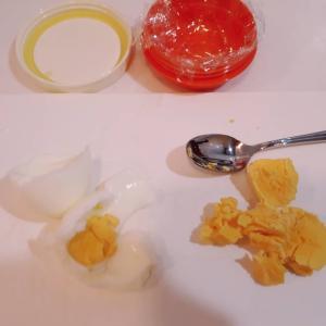 【ラク離乳食7w】卵は慎重に!