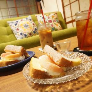 【7m10d】古民家カフェと甚平