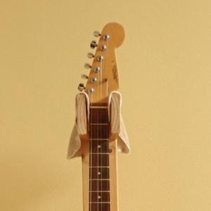 【全体像】 1X4吊り下げギタースタンド自作【後編1】