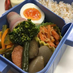 今日のMy弁♡野菜弁