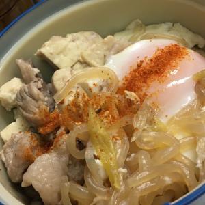 鮭しょっつる☆My豚丼弁