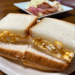 三太郎の、朝ごパン