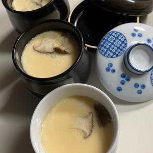 レンチン茶碗蒸し