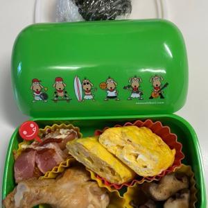 今日は、お弁当風に三太郎用です♡
