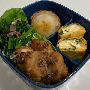 三太郎の昼弁当です。