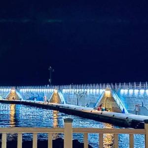 海雲台☆青沙浦の夜