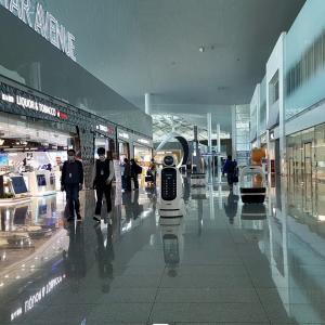 懐かしの仁川空港